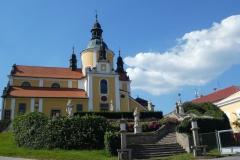 Kostel v Chumu u Třeboně