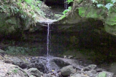 Chřibský vodopád
