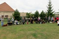 Hromadná fotka účastníků